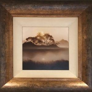 John Waterhouse River Reflections original artwork