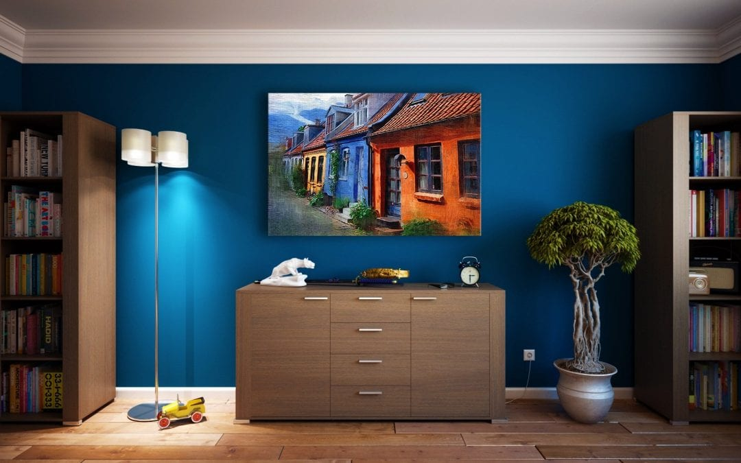 refresh your art collection for a new look