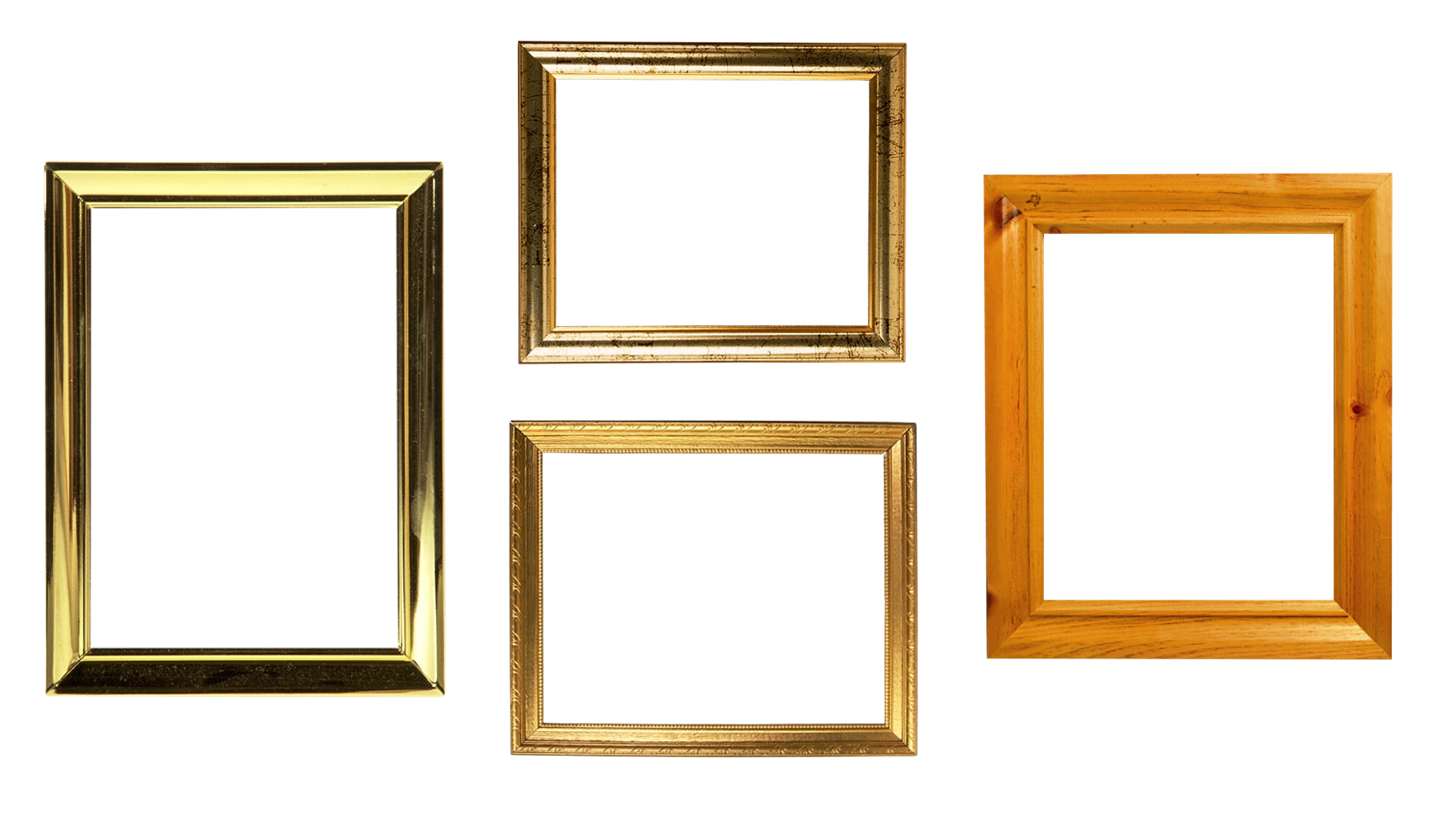 modern frames for wall art at home