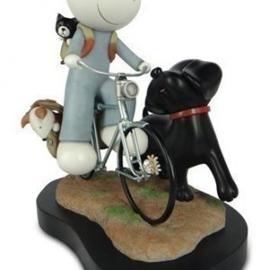 sunday riders limited edition sculpture by doug hyde